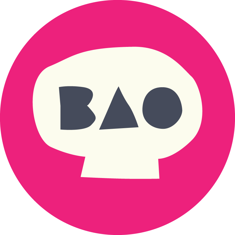 Bao Vo Music Skull Logo