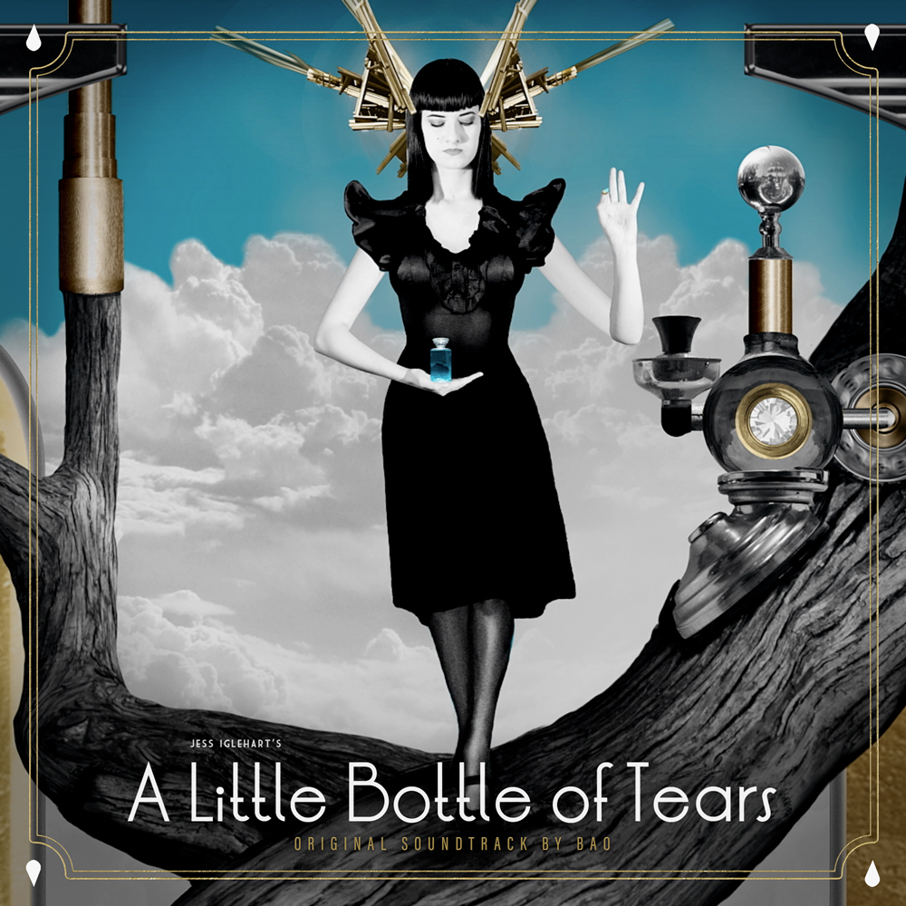 A Little Bottle of Tears Soundtrack album art