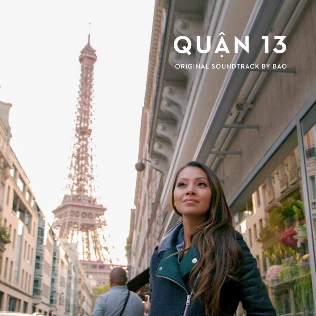 Album art for Quan 13 Soundtrack by BAO