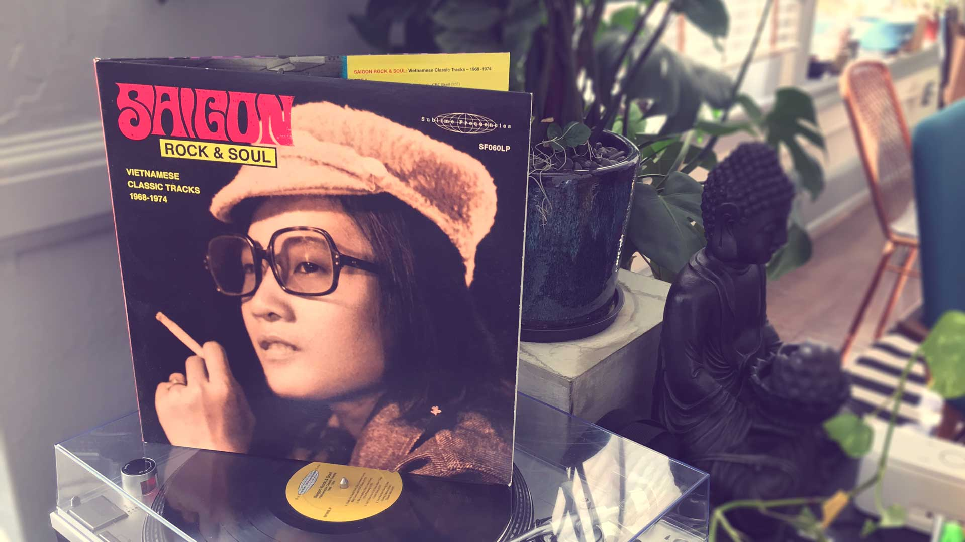 How Saigon Rock and Soul Inspired BAO