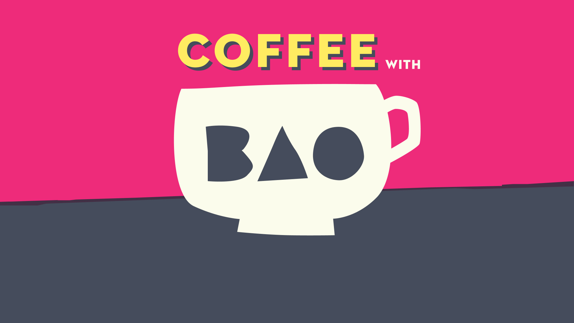 Introducing: Coffee with BAO